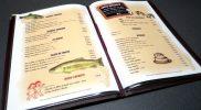 Catre de menu