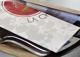 cartes des vins et menus personnalisées pour votre restaurant
